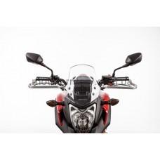 Защита рук Honda CB500X, NC700X, NC750X, XL1000V Varadero, VFR1200X Crosstourer, Kawasaki KLZ1000 Versys, Suzuki DL650 V-Strom, DL650XT V-Strom, DL1000 V-Strom, DL1000XT V-Strom, URAL, YAMAHA XT660R. Barkbusters BHG-046