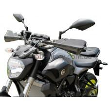 Защита рук Yamaha MT-07. Barkbusters BHG-068