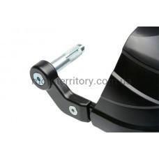 Универсальный комплект для полых рулей. Barkbusters STM-005-BK