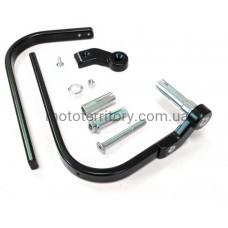 Универсальный комплект для полых рулей. Barkbusters STM-005-NP