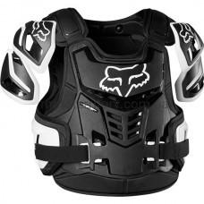 Моточерепаха Fox Raptor Vest Black-White