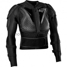 Моточерепаха Fox Titan Sport Jacket Black