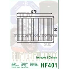 HifloFiltro HF401 масляный фильтр
