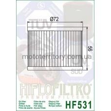HifloFiltro HF531 масляный фильтр