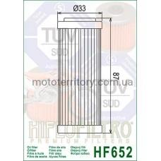 HifloFiltro HF652 масляный фильтр