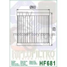 HifloFiltro HF681 масляный фильтр