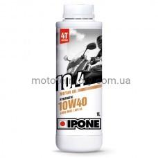 Ipone 10.4 10W40 (1 литр) моторное масло