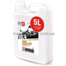 Ipone 10.4 10W40 (5 литров) моторное масло