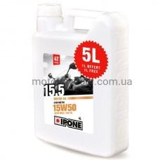 Ipone 15.5 15W50 (5 литров) моторное масло