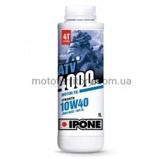 Ipone ATV 4000 10W40 (1 литр) моторное масло