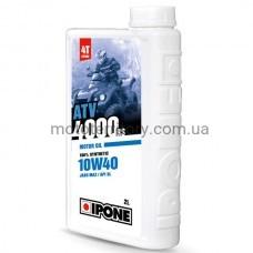 Ipone ATV 4000 10W40 (2 литра) моторное масло