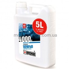 Ipone ATV 4000 RS 10W40 (5 литров) моторное масло