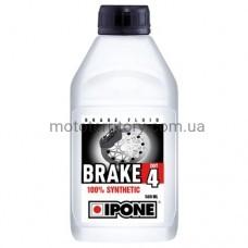 Ipone Brake DOT 4 (0,5 литра) тормозная жидкость