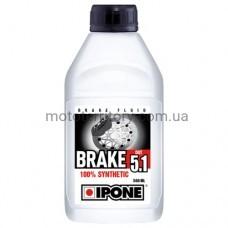 Ipone Brake DOT 5.1 (0,5 литра) тормозная жидкость