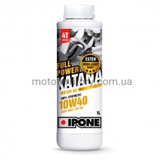 Ipone Full Power Katana 10W40 (1 литр) моторное масло