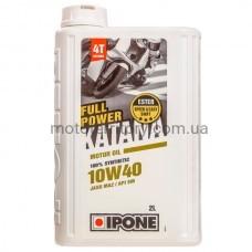 Ipone Full Power Katana 10W40 (2 литра) моторное масло