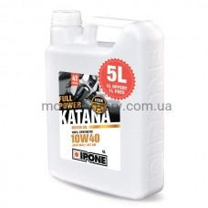 Ipone Full Power Katana 10W40 (5 литров) моторное масло