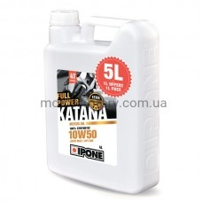 Ipone Full Power Katana 10W50 (5 литров) моторное масло