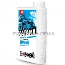 Ipone Katana ATV 5W40 (2 литра) моторное масло