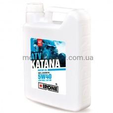 Ipone Katana ATV 5W40 (4 литра) моторное масло