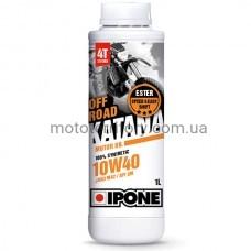 Ipone Katana Off Road 10W40 (1 литр) моторное масло