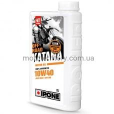 Ipone Katana Off Road 10W40 (2 литра) моторное масло