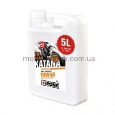 Ipone Katana Off Road 10W40 (5 литров) моторное масло