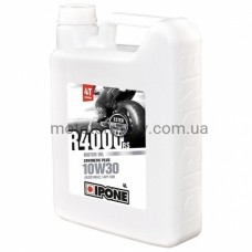 Ipone R4000 RS 10W30 (4 литра) моторное масло