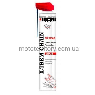 Ipone X-trem Chain Off-Road смазка для цепи мотоцикла 750мл.