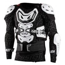 Моточерепаха Leatt Body Protector 5.5 White