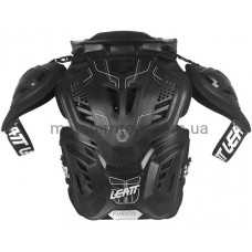 Моточерепаха Leatt Fusion 3.0 Black