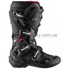 Мотоботинки Leatt GPX 5.5 FlexLock Boot Black