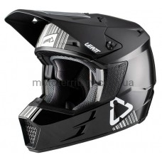 Мотошлем Leatt Helmet GPX 3.5 ECE Black