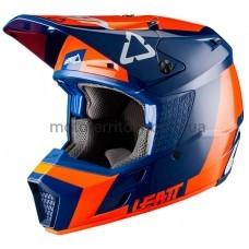 Мотошлем Leatt Helmet GPX 3.5 ECE Orange