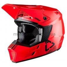 Мотошлем Leatt Helmet GPX 3.5 ECE Red