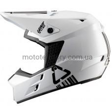 Мотошлем Leatt Helmet GPX 3.5 ECE White
