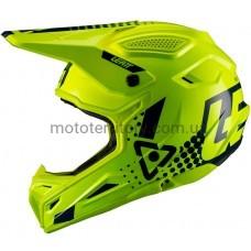 Мотошлем Leatt Helmet GPX 4.5 V20 ECE Lime