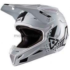 Мотошлем Leatt Helmet GPX 4.5 V20 ECE White