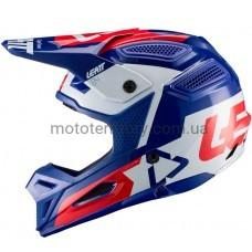 Мотошлем Leatt Helmet GPX 5.5 V20.1 Royal