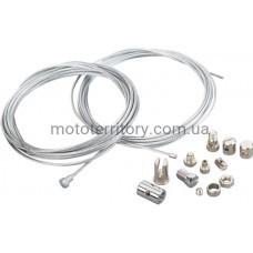 Ремкомплект тросиков сцепления и газа для мотоцикла