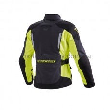 Мотокуртка Macna Equator Women Black-Fluo