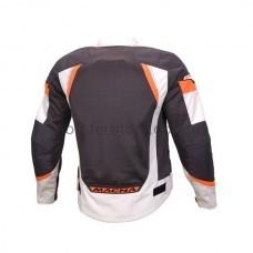 Мотокуртка Macna Event Gray-Orange
