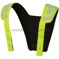 Мотожилет Macna Vision Vest N Fluo светоотражающий