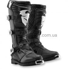 Мотоботинки Thor S12 Ratchet Black